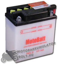 MotoBatt 12V 3Ah jobb YB3L-B