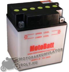 MotoBatt 12V 30Ah jobb YB30CL-B