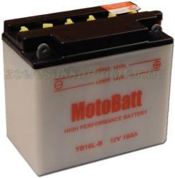 MotoBatt 12V 19Ah jobb YB16L-B