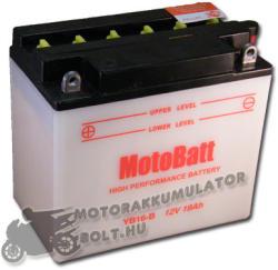 MotoBatt 12V 19Ah bal YB16-B