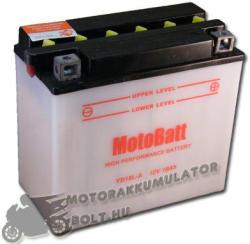 MotoBatt 12V 18Ah jobb YB18L-A2