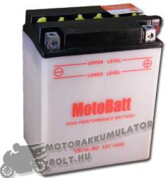 MotoBatt 12V 14Ah jobb YB14L-B2