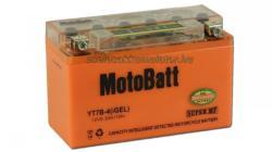 MotoBatt I-GEL 12V 6.5Ah bal YT7B-4