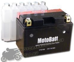 MotoBatt 12V 14Ah bal YTZ14-S