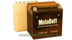 MotoBatt 12V 28Ah jobb YTX30L-BS