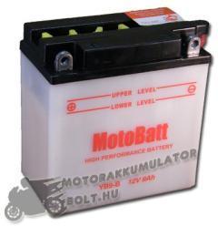MotoBatt 12V 9Ah bal YB9-B