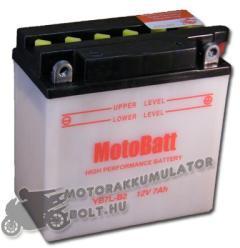 MotoBatt 12V 8Ah jobb YB7L-B2