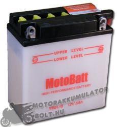 MotoBatt 12V 5Ah jobb YB5L-B