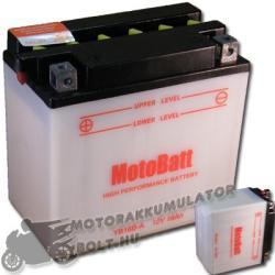 MotoBatt 12V 16Ah bal YB16B-A