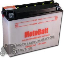 MotoBatt 12V 16Ah jobb YB16AL-A2