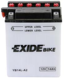 Exide Bike 12V 14Ah Jobb YB14L-A2