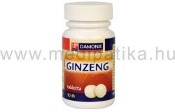 Damona Ginzeng tabletta - 90db