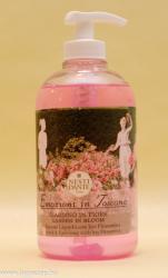 Nesti Dante Virágzó kert folyékony szappan adagolóval (500 ml)