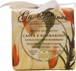 Nesti Dante Gli officinali kála és rozmaring gyógynövényes szappan (200 g)