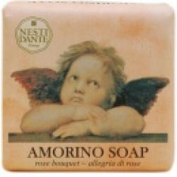 Nesti Dante Amorino angyalkás rózsacsokor szappan (150 g)