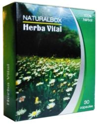 Naturalbox Herba Vital indiai egres kapszula - 30 db