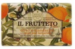 Nesti Dante Il Frutteto mandarin és olívaolaj szappan (250 g)