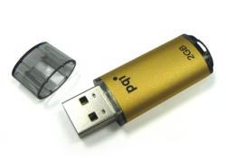 PQI Traveling Disk U172P 2GB