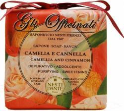 Nesti Dante Gli officinali kamélia és fahéj gyógynövényes szappan (200 g)