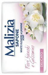 Malizia Fehér virág és jázmin női szappan (100 g)