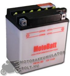 MotoBatt 12V 11Ah jobb YB10L-B2