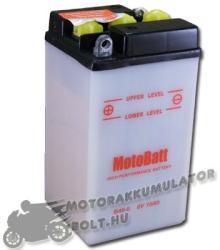 MotoBatt 6V 10Ah Bal B49-6