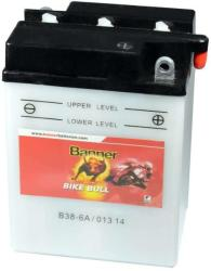 Banner Bike Bull 6V 12Ah Jobb 01314 B38-6A