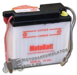 MotoBatt 6V 4Ah bal 6N4B-2A