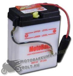 MotoBatt 6V 2Ah jobb 6N2-2A