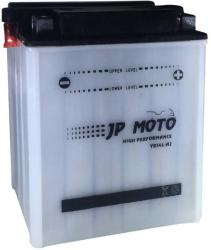 Jász-Plasztik Kft. JP MOTO 12V 14Ah jobb (CB14L-A2)