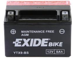 Exide Bike AGM 12V 8Ah bal YTX9-BS