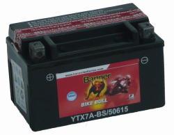 Banner Bike Bull AGM 12V 6Ah Bal 50615 YTX7A-BS