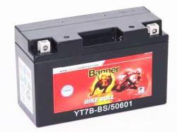Banner Bike Bull AGM+SLA 12V 6Ah Bal 50601 YT7B-BS