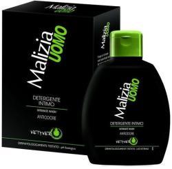 Malizia Uomo Vetyver intim folyékony szappan (200 ml)