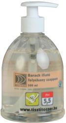 Brilliance Barack illatú pumpás folyékony szappan (500 ml)