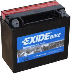 Exide Bike 12V 18Ah jobb ETX20HL-BS