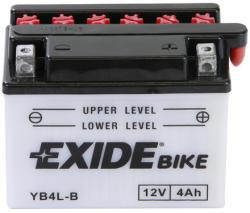Exide Bike 12V 4Ah jobb YB4L-B