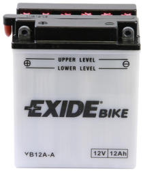 Exide Bike 12V 12Ah bal YB12A-A