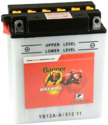 Banner Bike Bull 12V 12Ah Bal 51211 YB12A-A