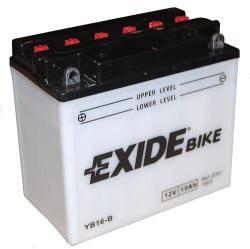 Exide Bike 12V 19Ah jobb EB16-B/YB16-B