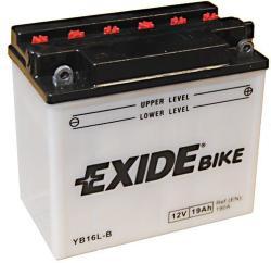 Exide Bike 12V 19Ah jobb YB16L-B