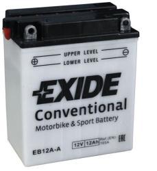 Exide Bike 12V 12Ah bal EB12A-A