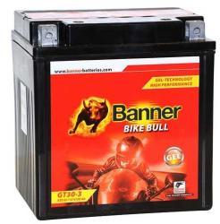 Banner Bike Bull AGM+SLA 12V 30Ah Jobb 53001 YTZ30L-BS
