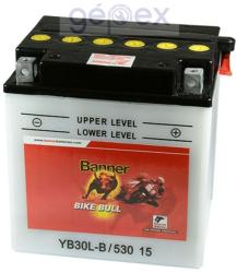 Banner Bike Bull 12V 30Ah Jobb 53015 YB30L-B