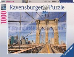 Ravensburger Kilátás a Brooklyn-hídról 1000 db-os (19424)
