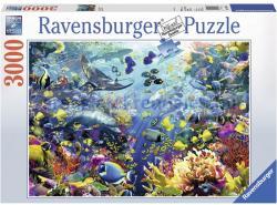 Ravensburger Vízalatti paradicsom 3000 db-os (17067)