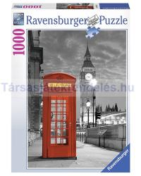 Ravensburger Big Ben és telefonfülke, London 1000 db-os (19475)