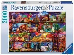 Ravensburger A könyvek világa 2000 db-os (16685)