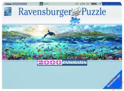 Ravensburger Az óceán élővilága 2000 db-os (16696)