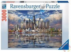 Ravensburger Észak-amerikai látkép 3000 db-os (17066)